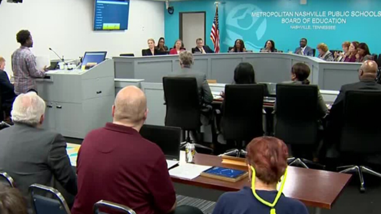 School Board Member Proposes Plan To Cut Number of Handcuffed Kids