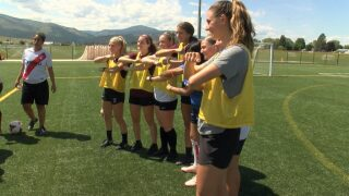 Montana Grizzlies continue exchange program, Peruvian soccer players visit Missoula