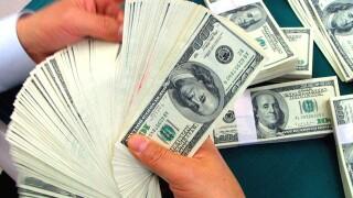 Average household debt tops $90,000