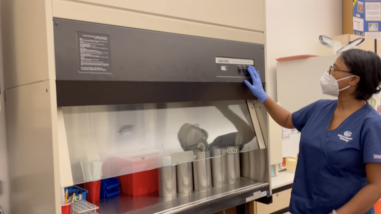 IRSC Medical Laboratory Technology