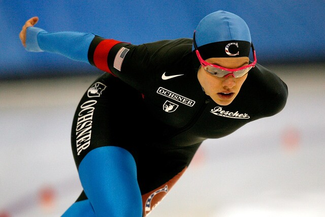 PHOTOS: Speedskaters to watch at Olympic Trials
