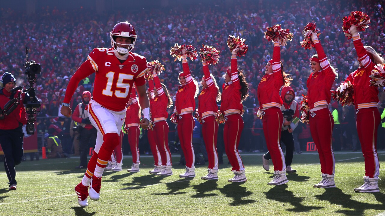 Live Updates Chiefs Miami Bound At Afc Championship Game Win