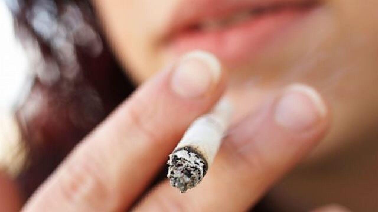 REPORT: Over 20% of Hoosiers are regular smokers