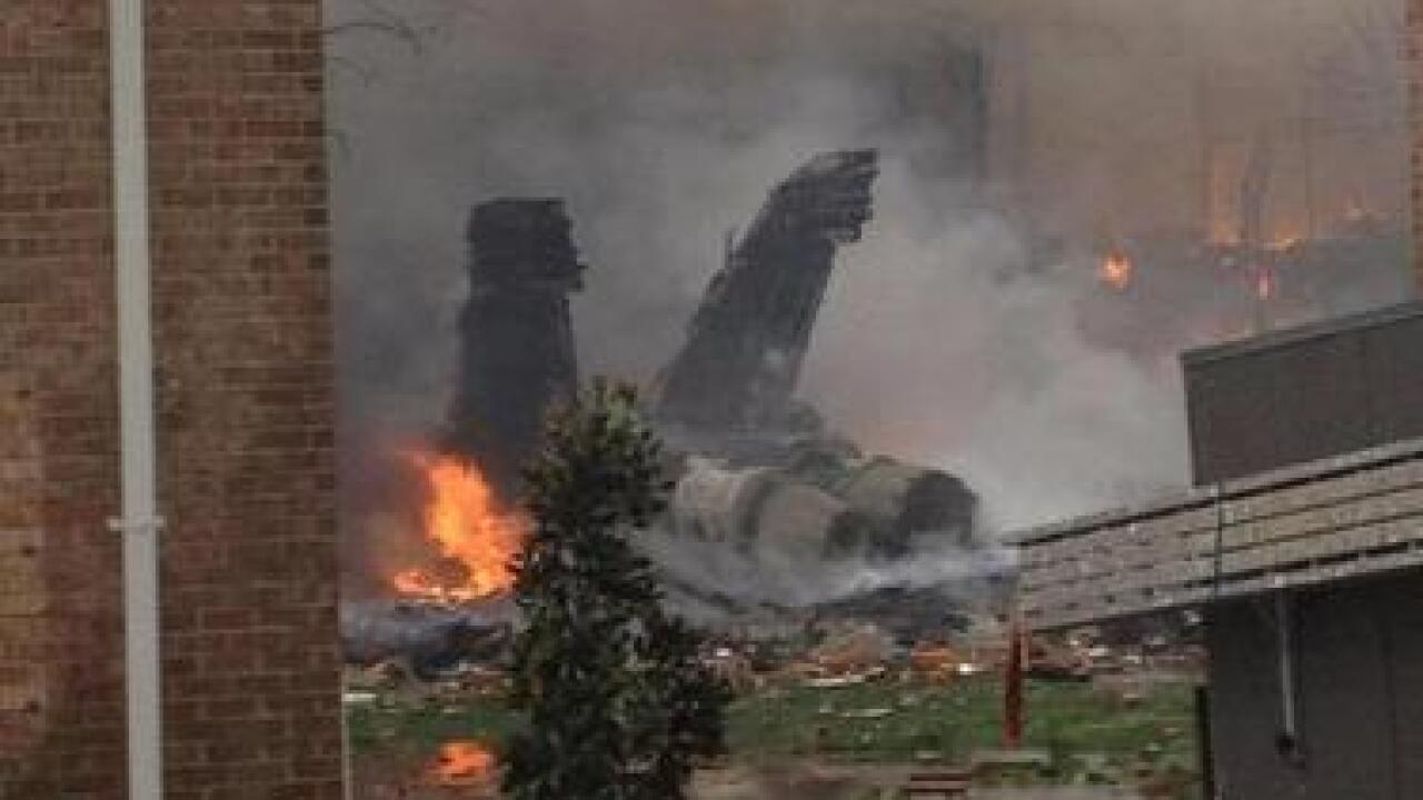Good Friday Miracle Jet Crash: Four years later