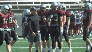 Montana Grizzlies ready to kick off Spring Game in Kalispell