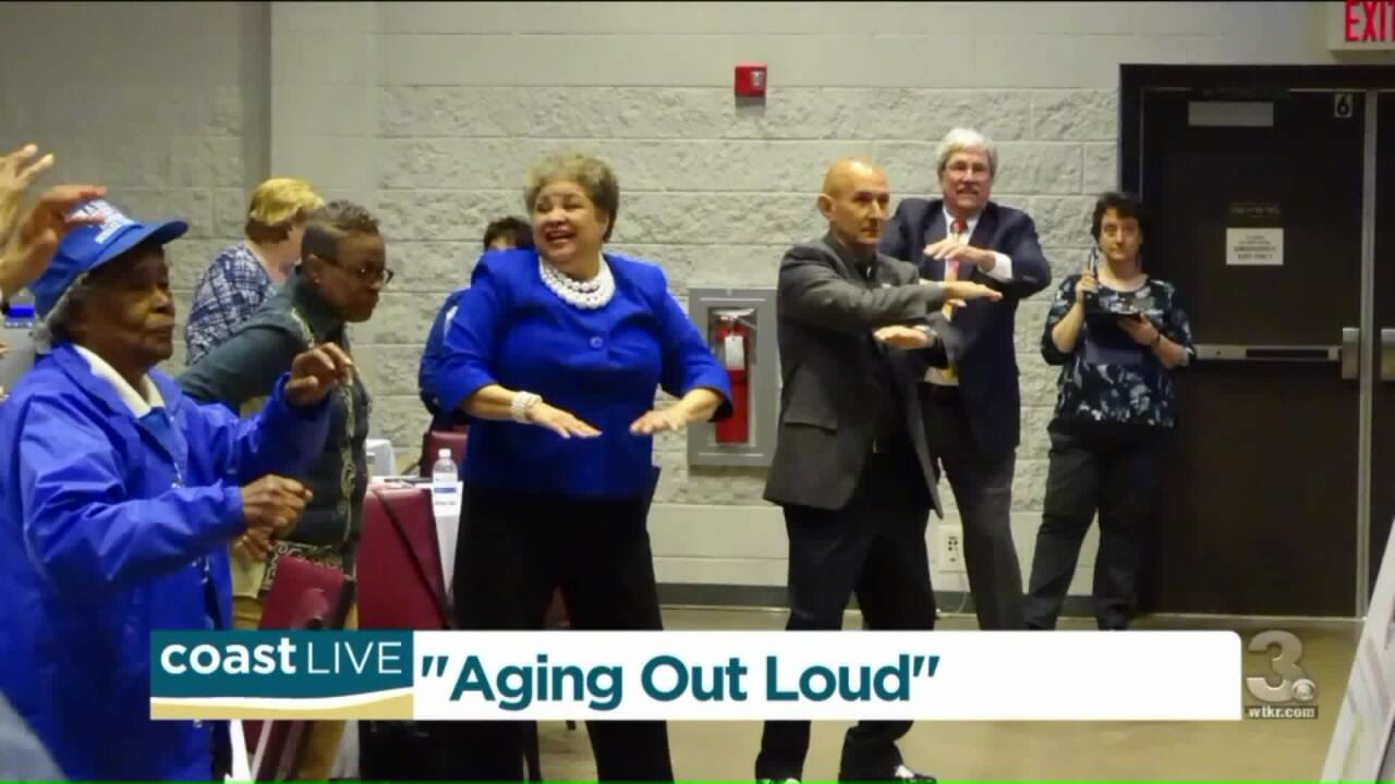 We talk about the keys to healthy aging on CoastLive
