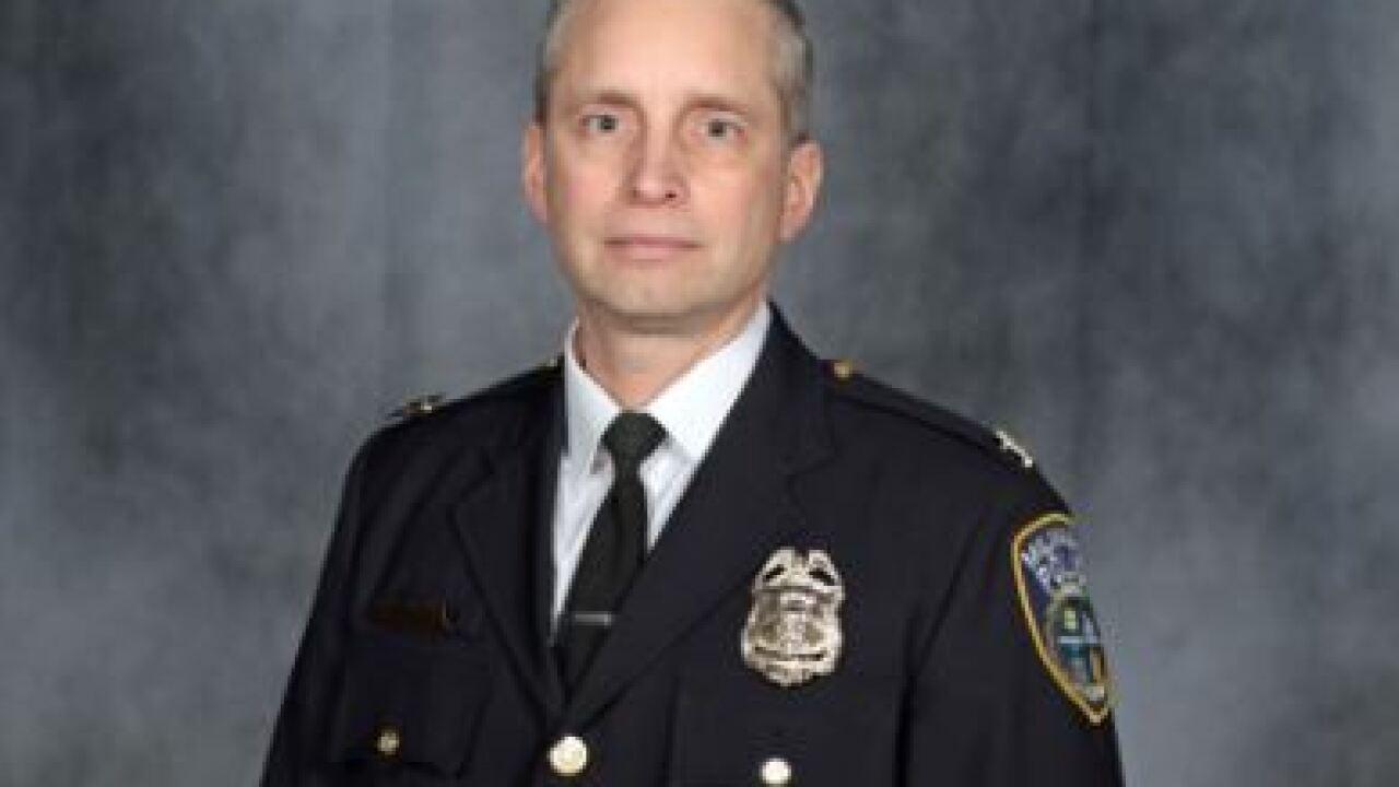 photo of milwaukee officer John Corbett