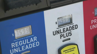 Gas prices CA