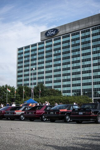 PHOTOS: Ford celebrates 10 millionth Mustang
