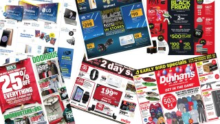 View Black Friday ads for major stores across metro Detroit