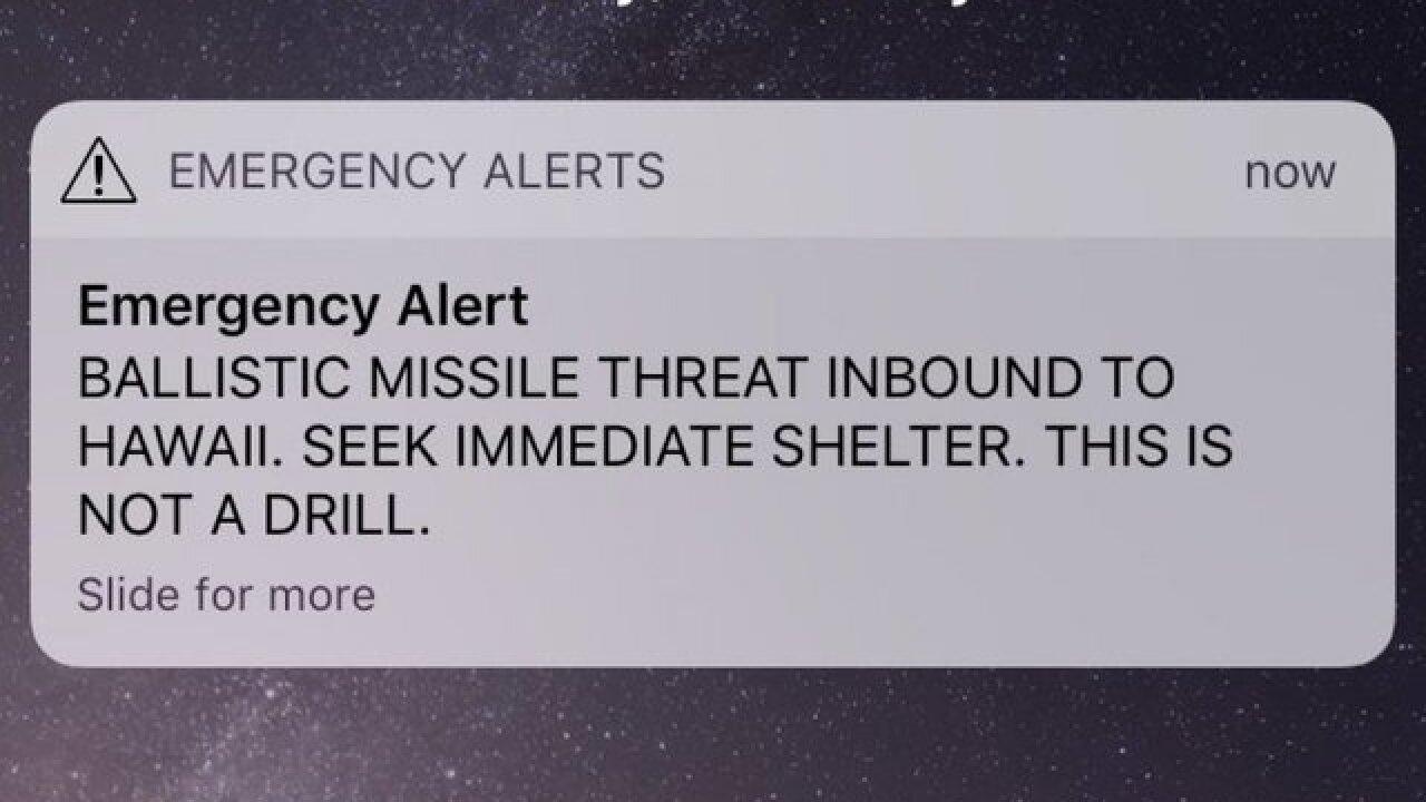 Human error, safeguards blamed in missile alert