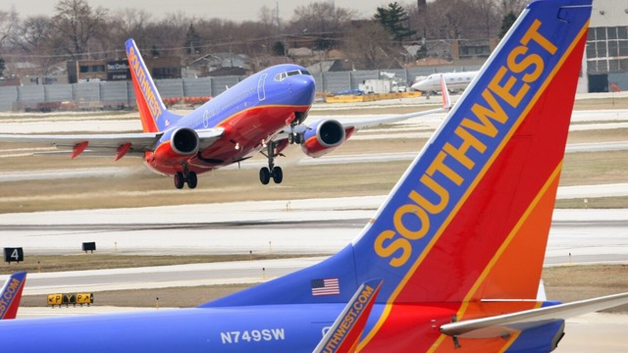 Southwest offering several flights out of Detroit for less than $100