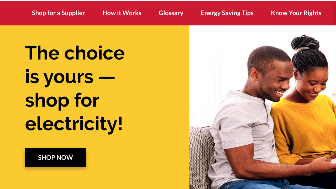 MD electric choice