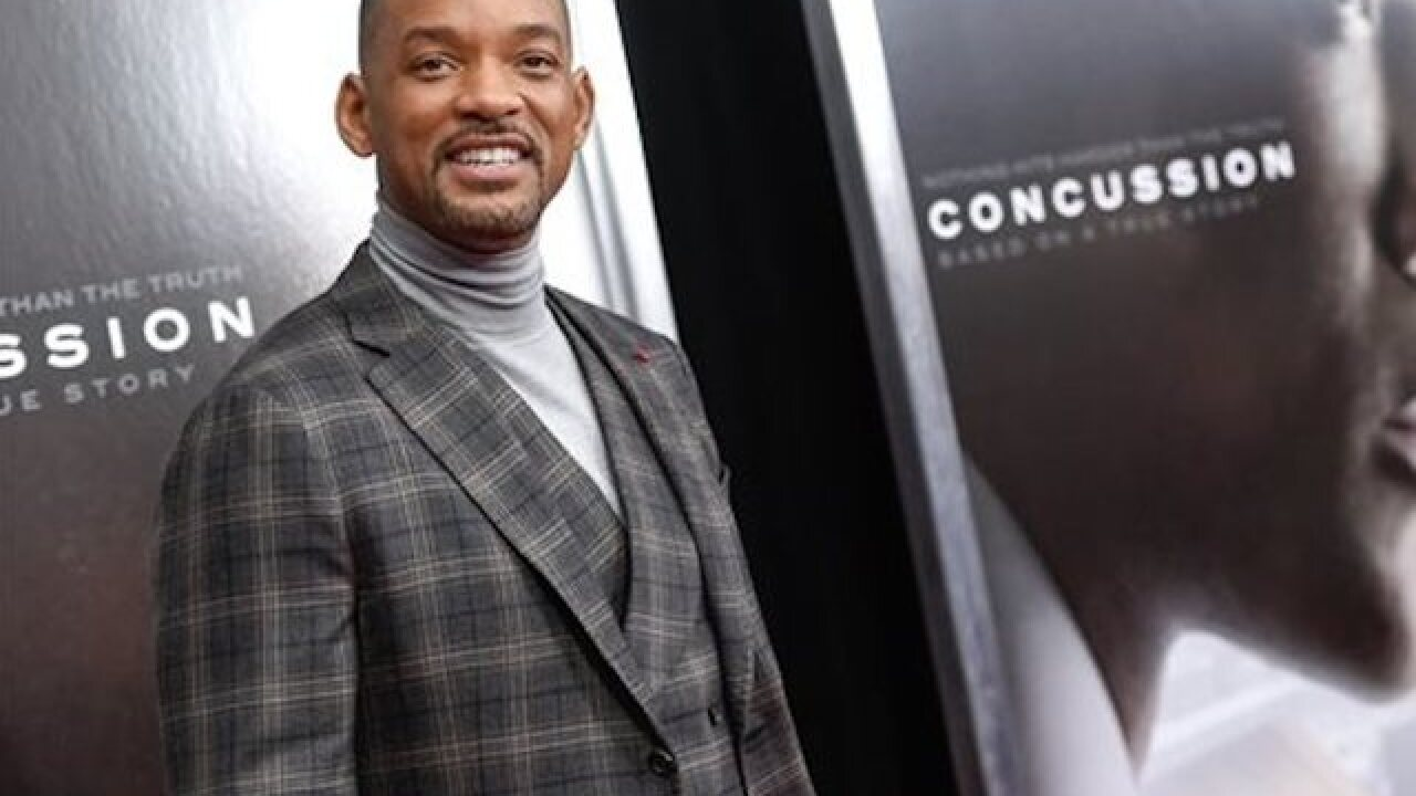 Will Smith among NAACP Image Awards presenters