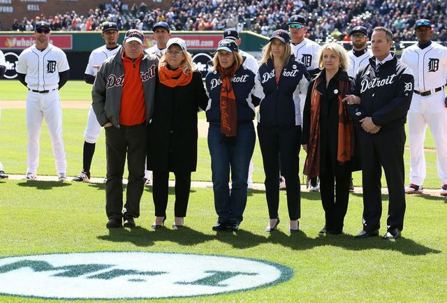 Photo gallery: Detroit Tigers vs. Boston Red Sox on Opening Day