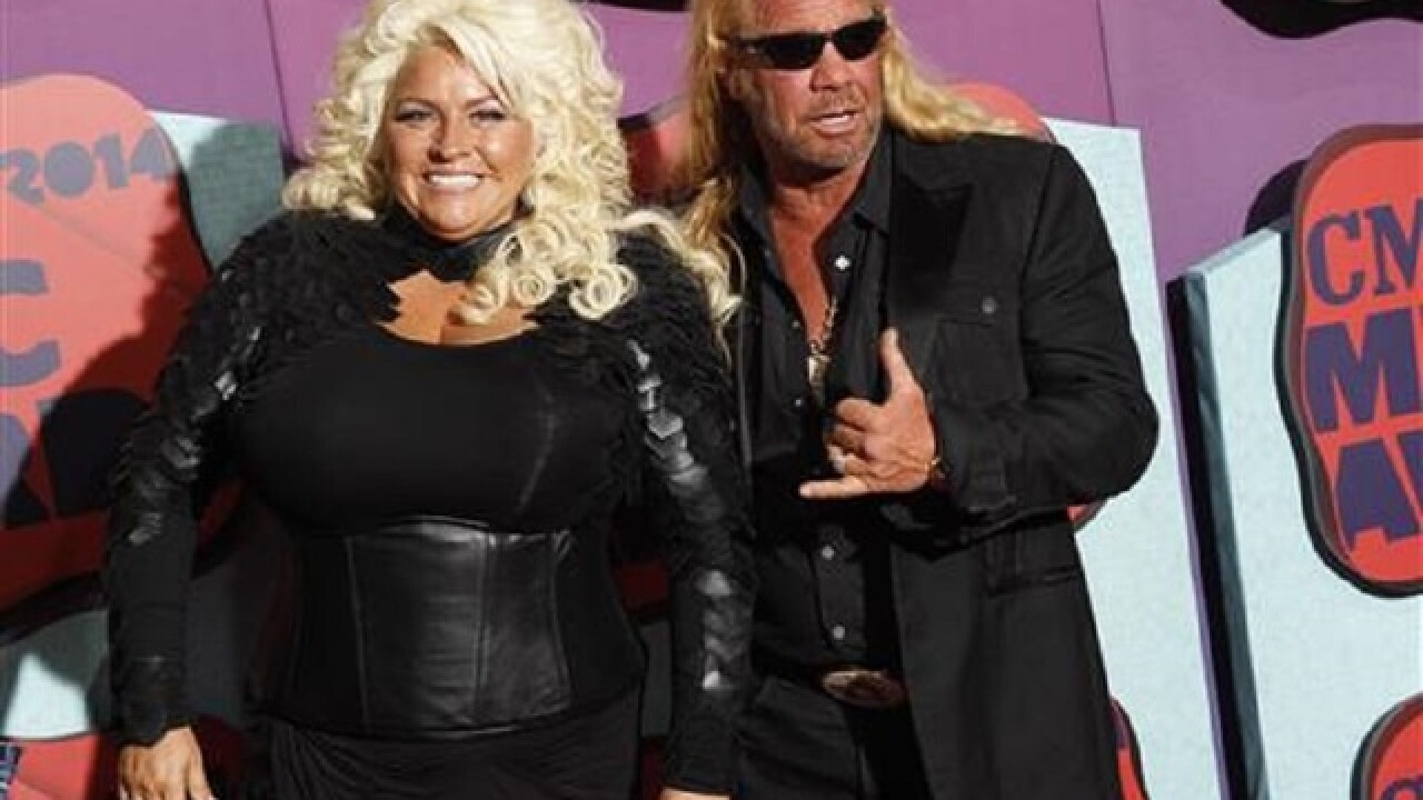 Hawaii sues 'Dog the Bounty Hunter' business for $35,500