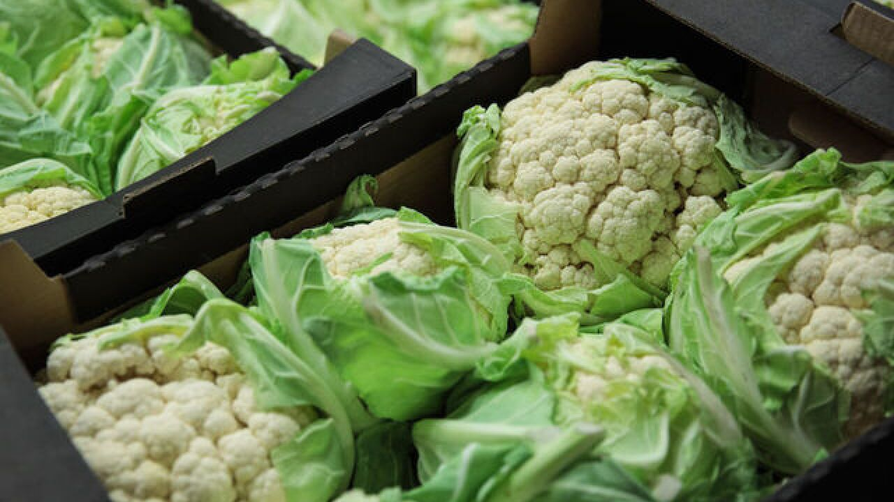 Farm linked to romaine E.coli outbreak also recalls cauliflower, other lettuce