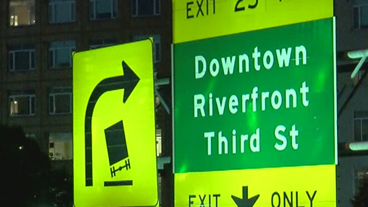 Construction to create traffic snarl downtown