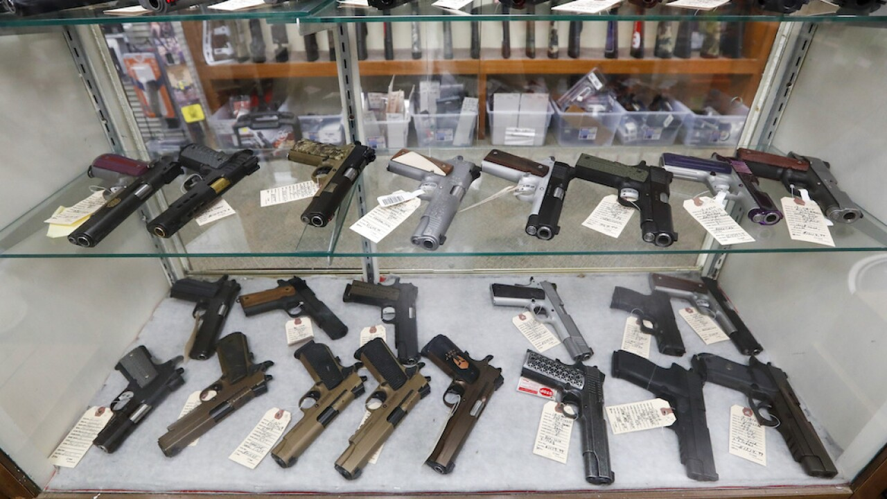 FBI: 3.9 million background checks for gun ownership conducted in June — an all-time record