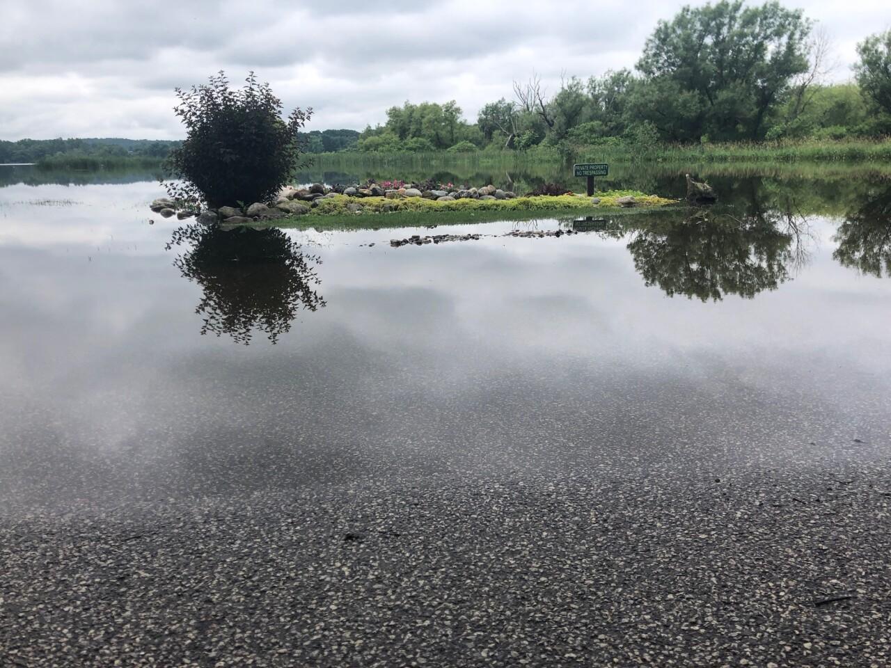 lake chippewa flooding 2