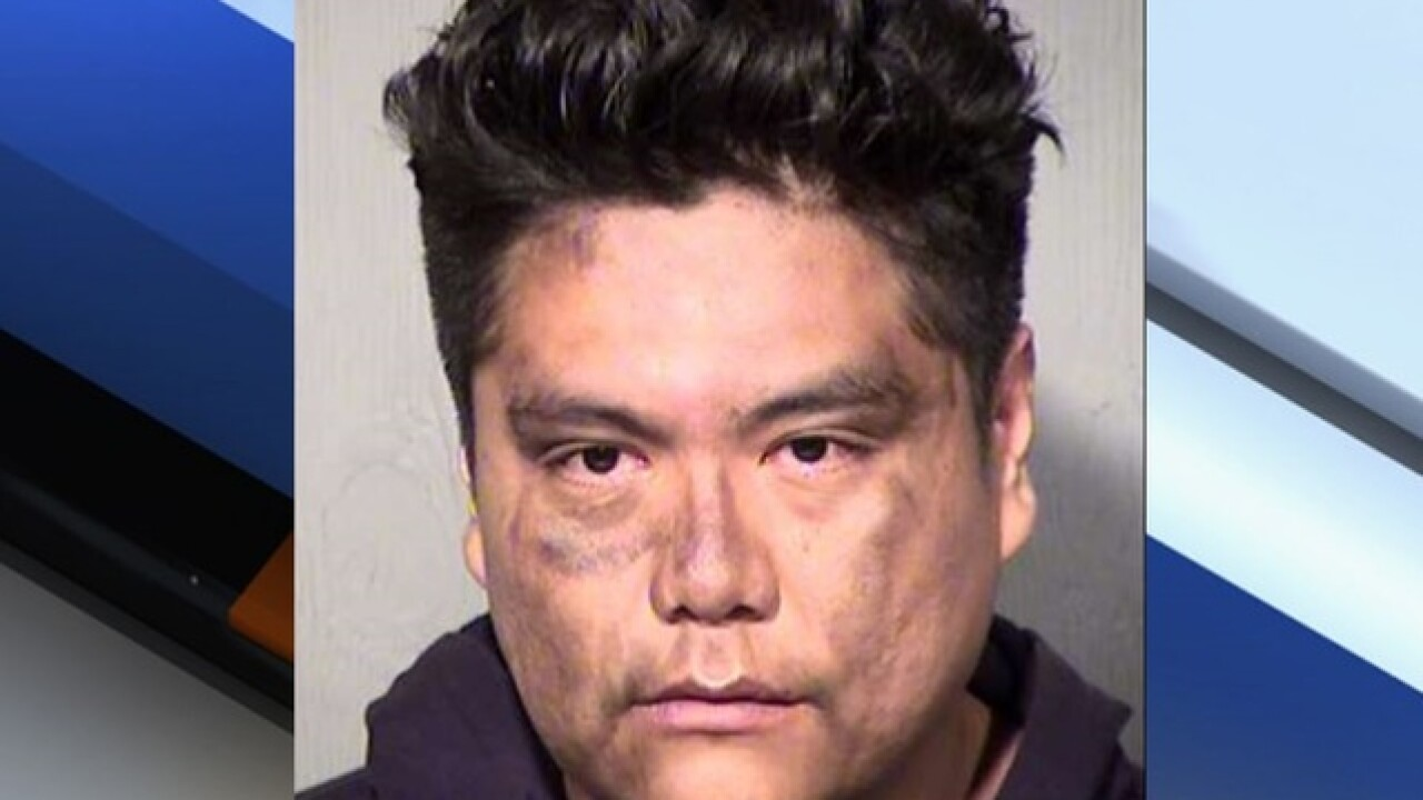 PD: Citizens chase hit-and-run suspect in PHX