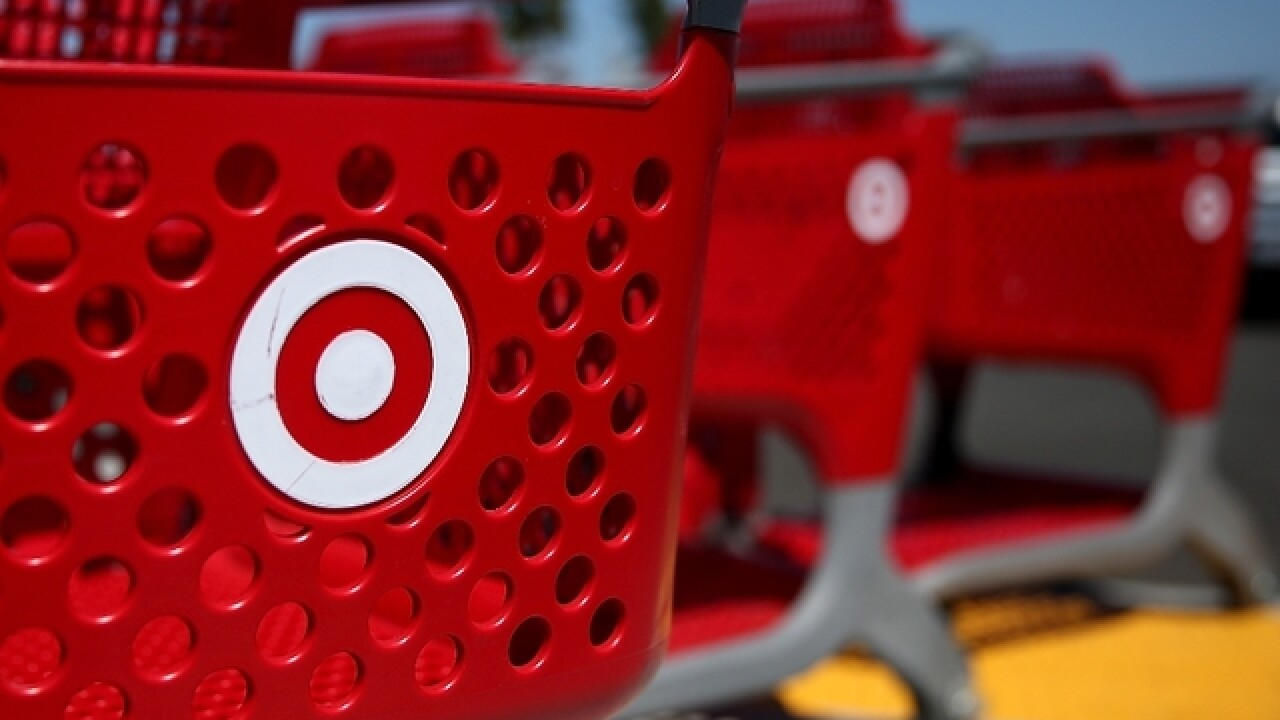 Target GiftCards are discounted this Sunday in a once-a-year promotion