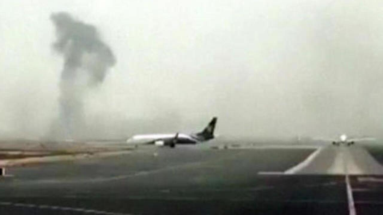 Probe finds crashed Emirates airliner tried to go around