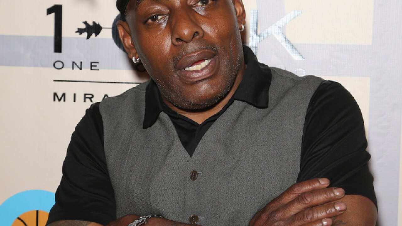 Coolio arrested with loaded gun at airport, report says
