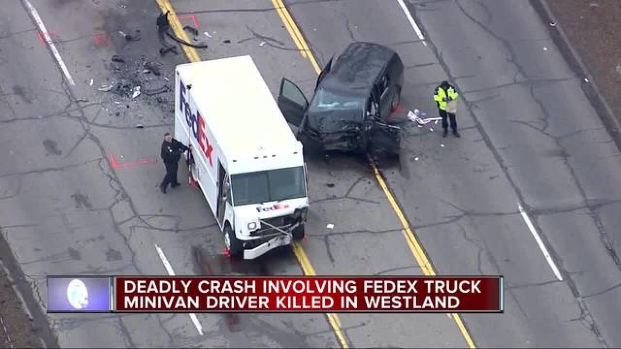 Fedex Accident 2019