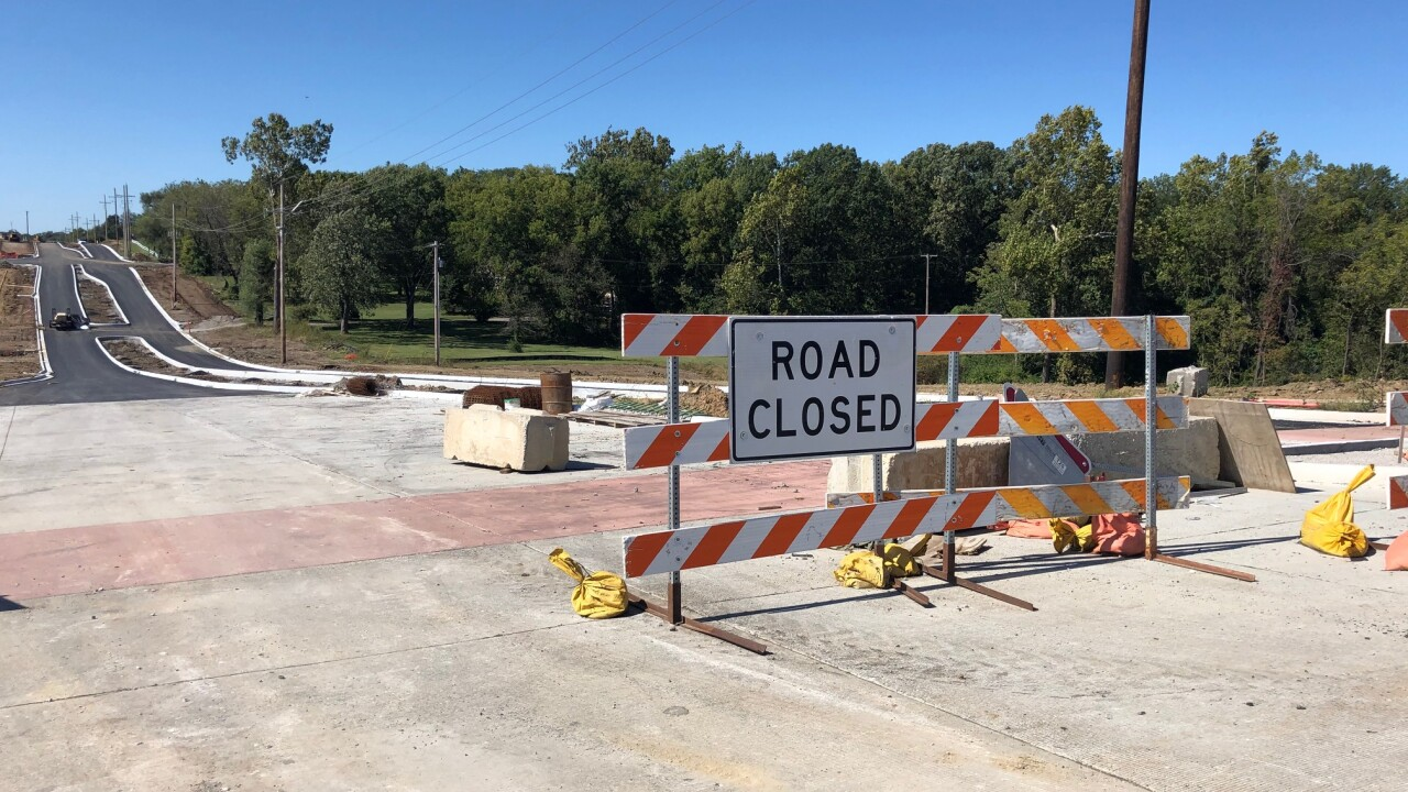 Northland road construction