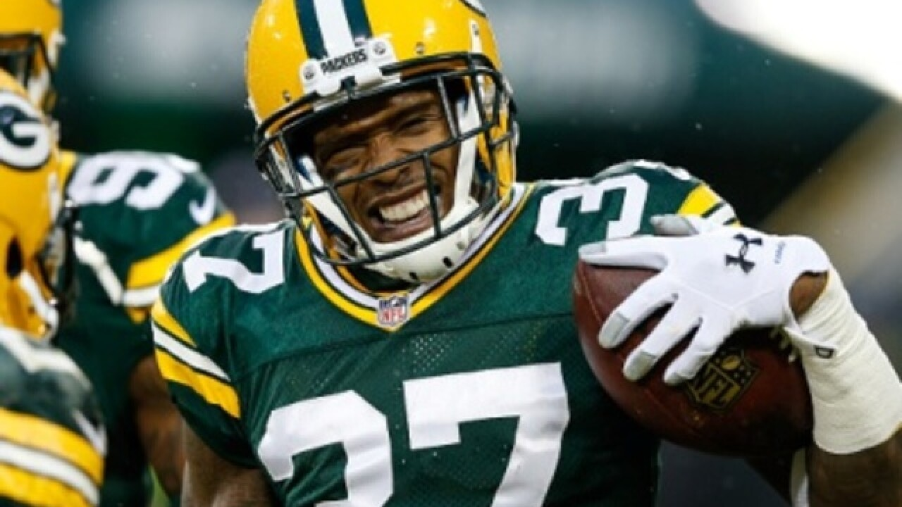 Packers CB Shields pleads not guilty to possessing marijuana