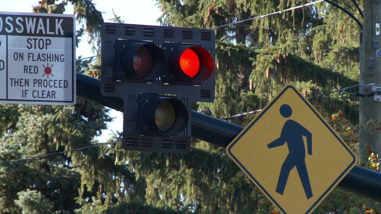 HAWK signal makes crossing street safer, faster
