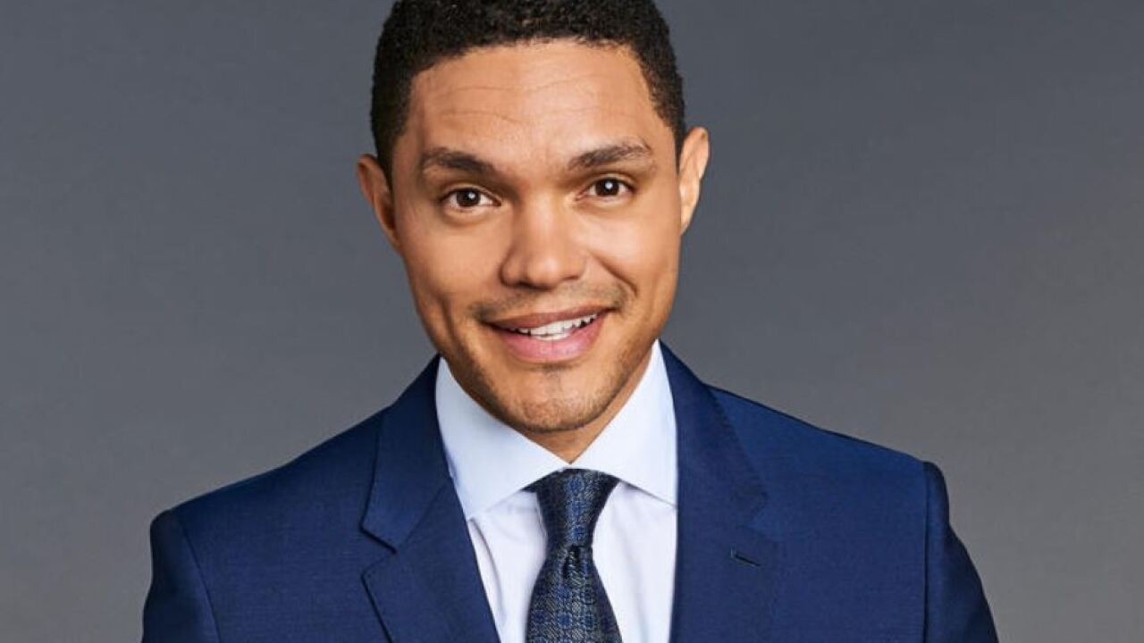 Trevor Noah, Archives of University of Kentucky News