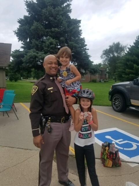 Chief Deputy Wayne Hudson