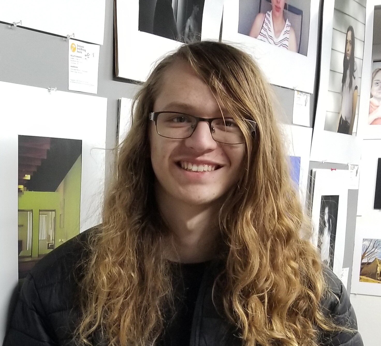 Jordan Griffin, Simon Kenton High School