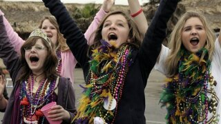 2012 Mardi Gras has been canceled in Galveston