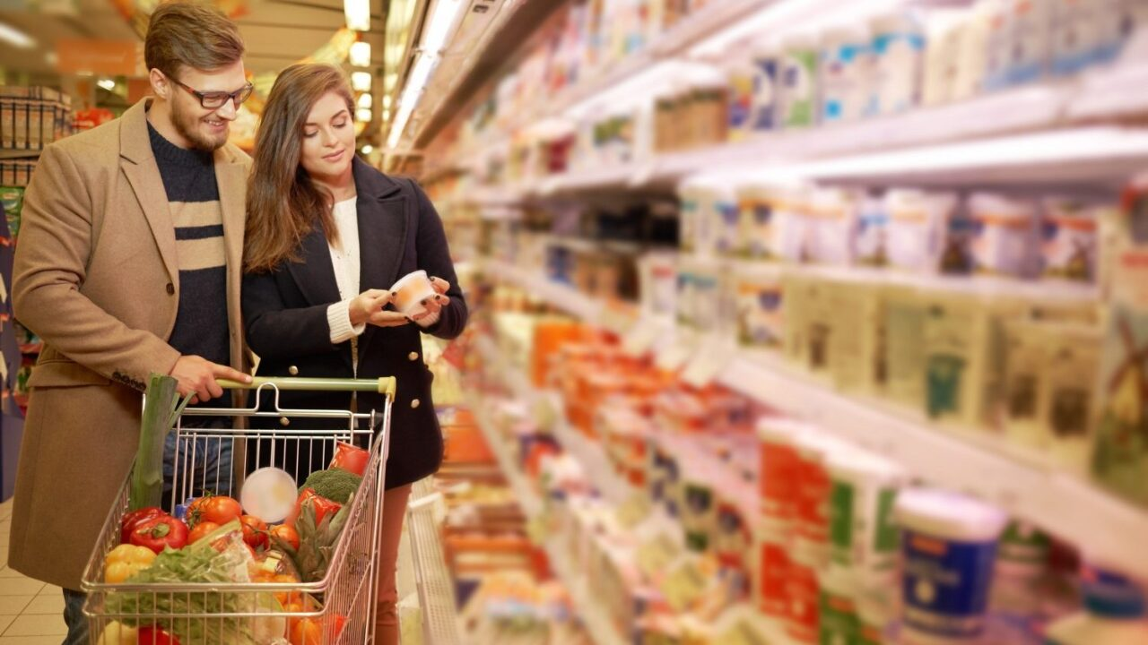 Grocery shopping is more expensive due to COVID-19