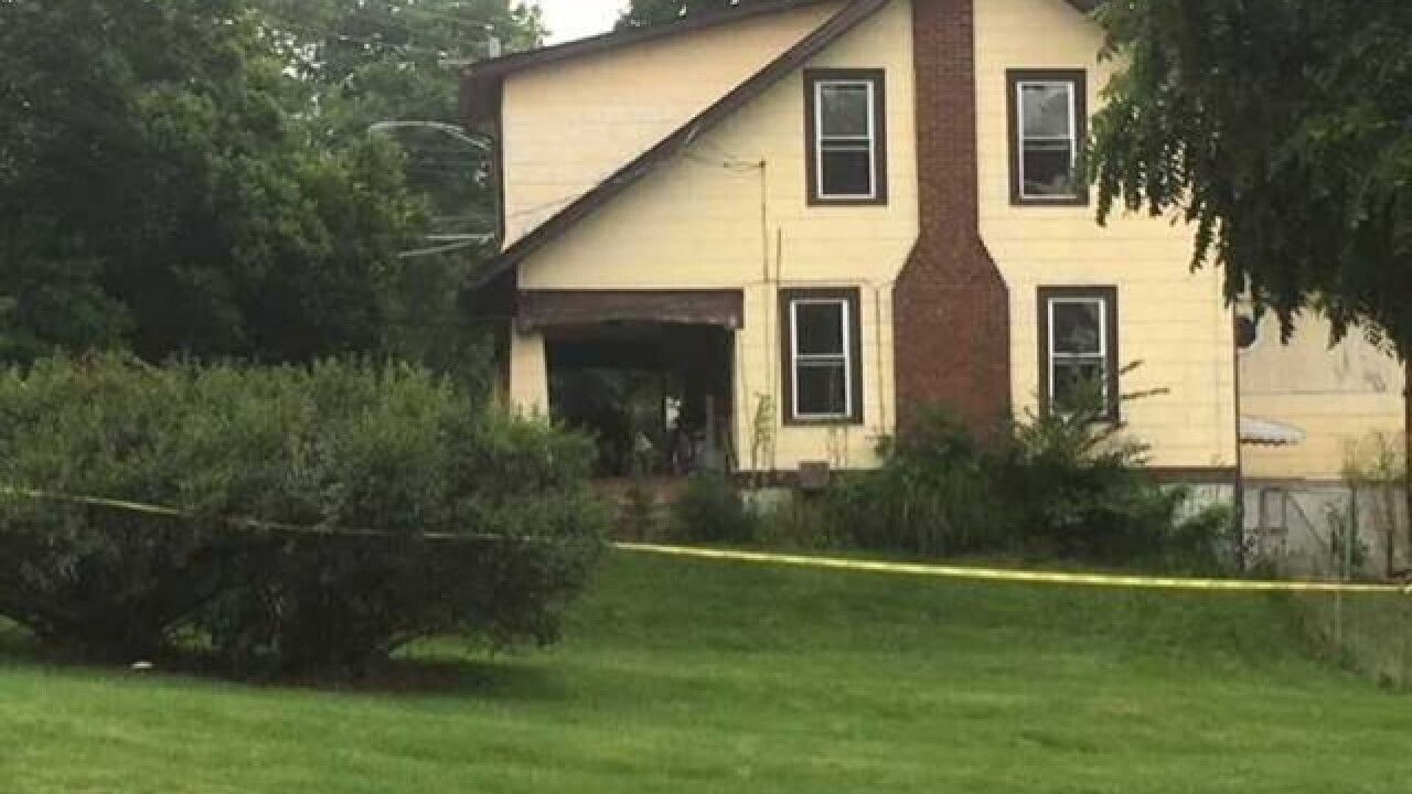 Coroner IDs man killed in Sharonville house fire