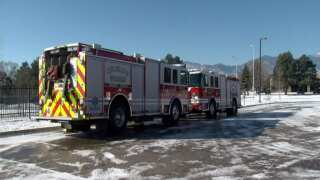Colorado Springs Fire Department unveils new state of the art trucks