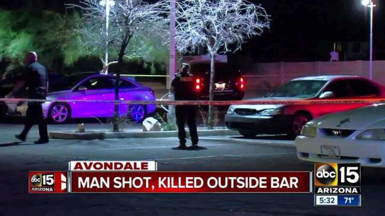 PD: Man dead, woman hurt after Avondale shooting