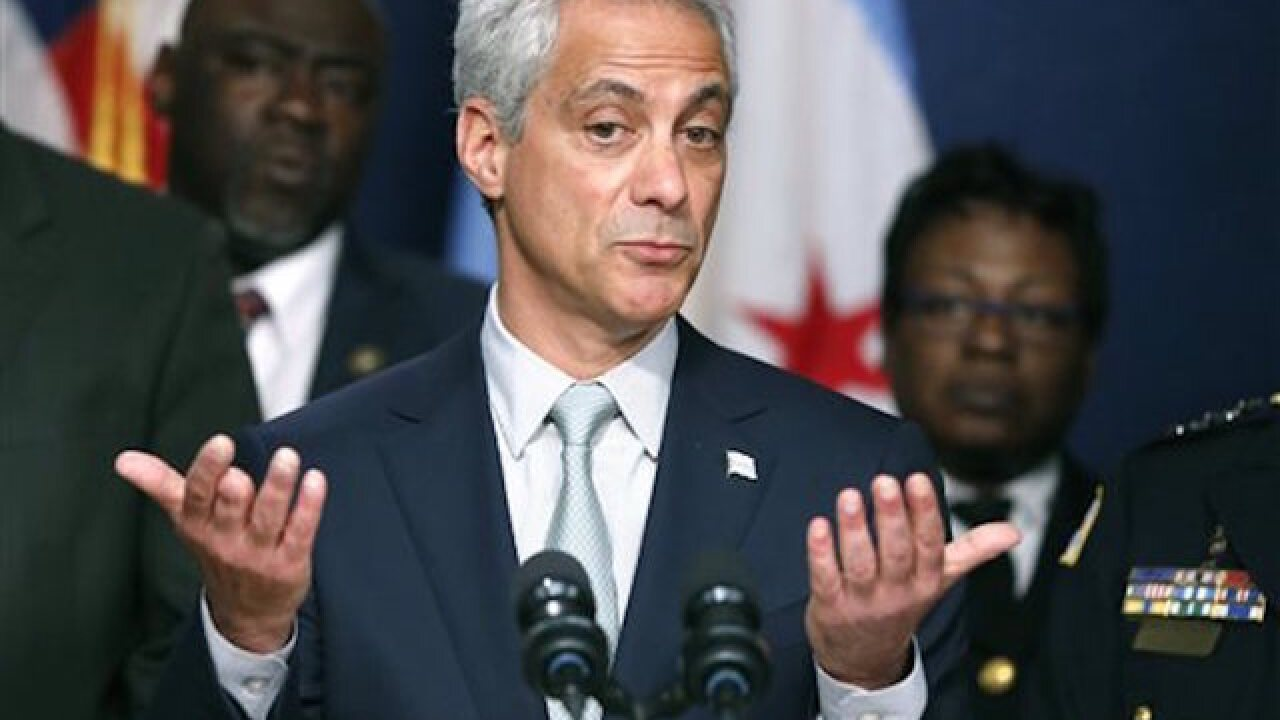 Police say Chicago murders up big in January