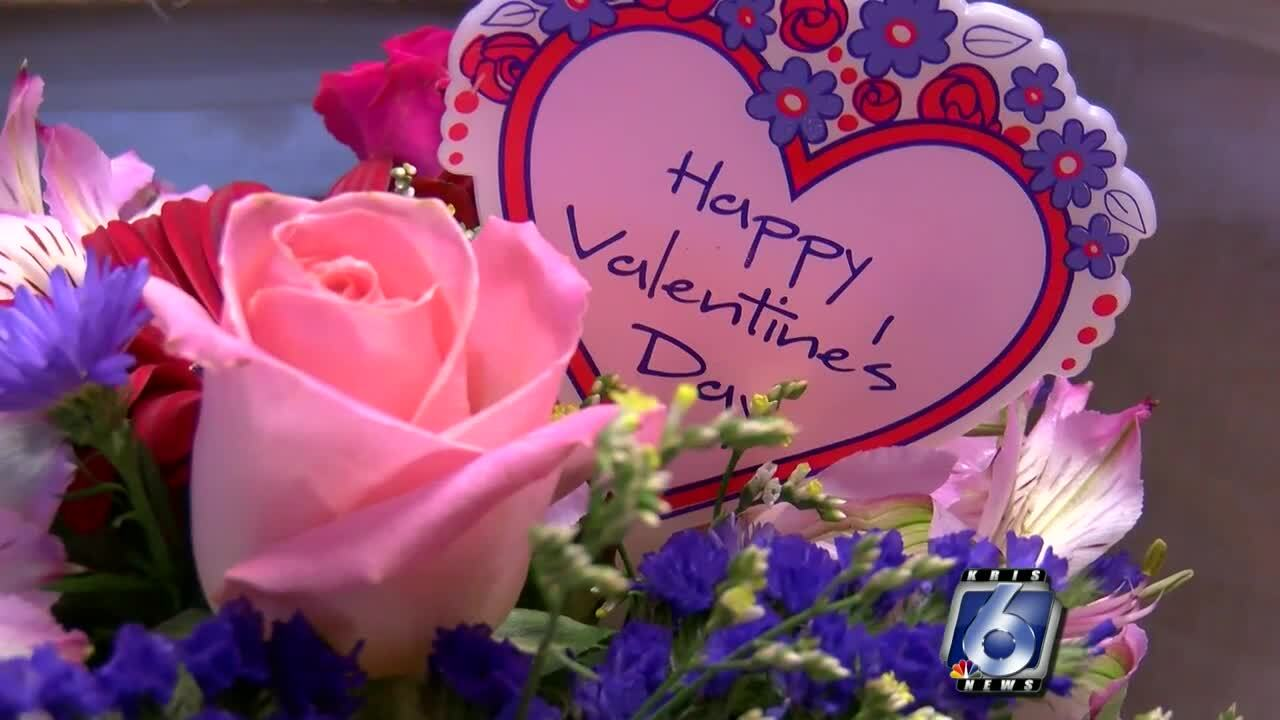 Blooming business expected by local florists for Valentine's Day