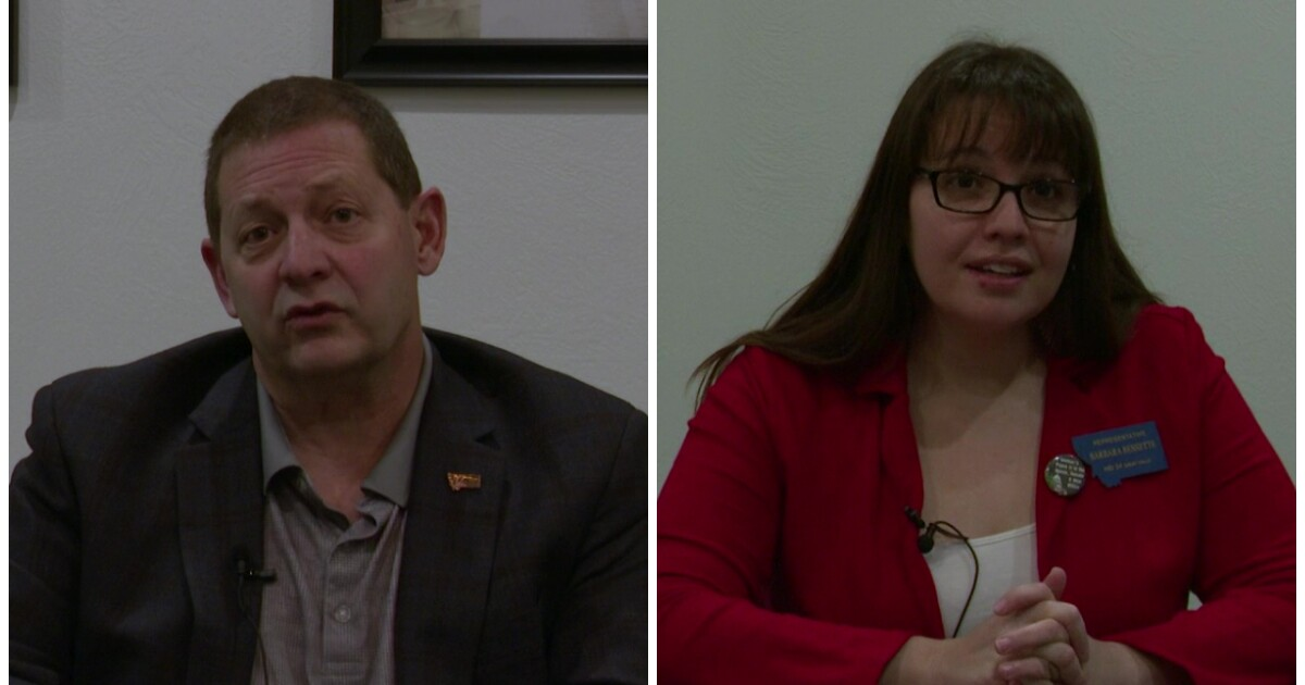 Great Falls lawmakers weigh in on Garcia's comments about shooting socialists