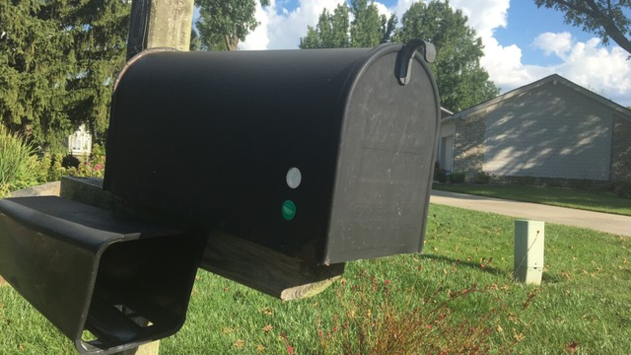 Police warning of mail theft in Noblesville