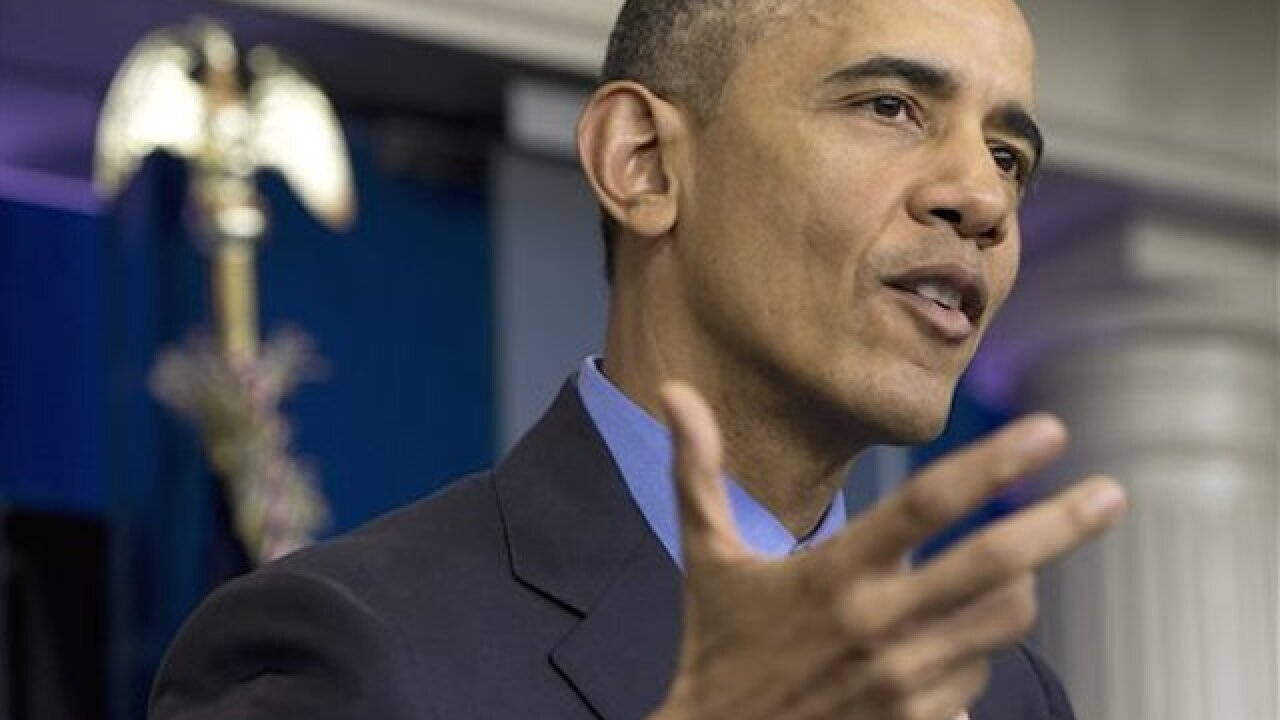 Obama: More to do to close the pay gap
