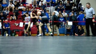Wrestlers punch tickets to States following Section VI Division-I Tournament