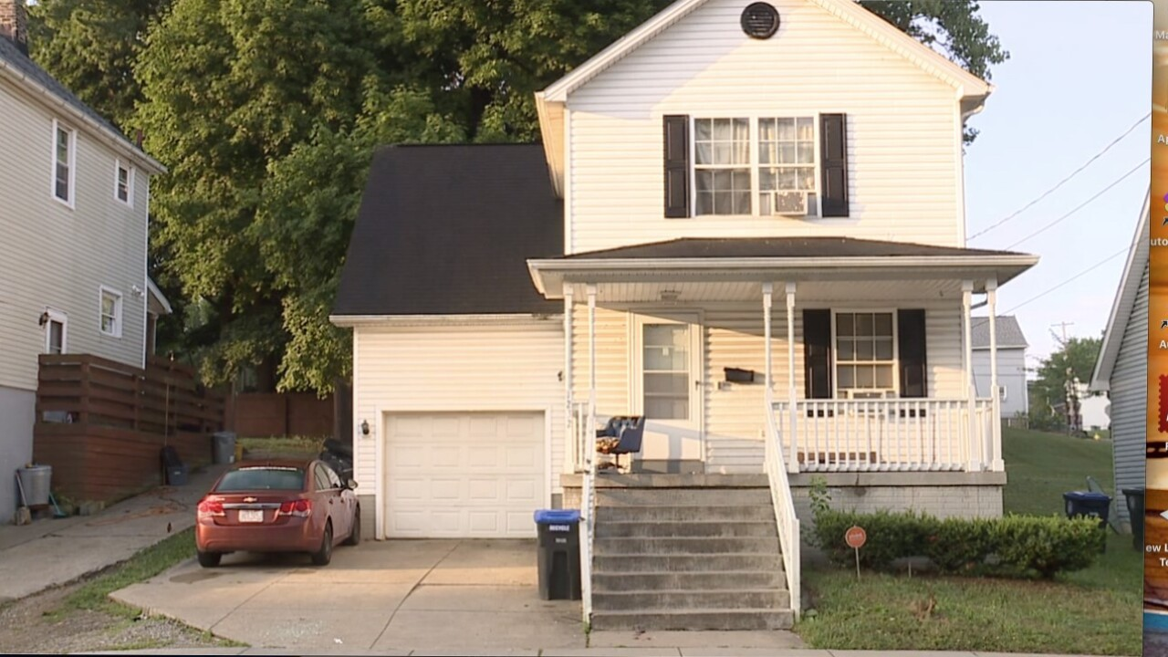 Police are investigating after a 1-year-old child was killed in a triple shooting in Akron.