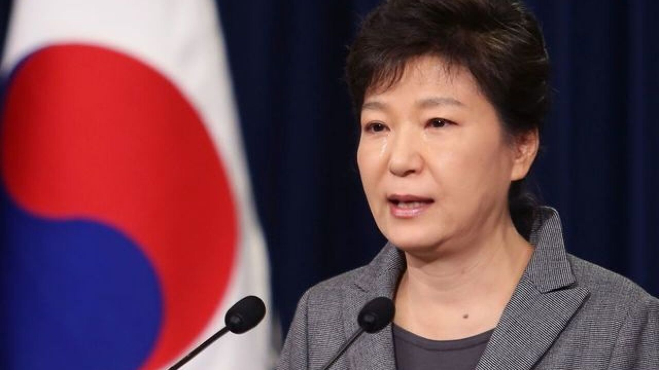 South Korea's President Park loses impeachment vote