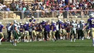 Carroll College makes statement in win over Rocky Mountain College