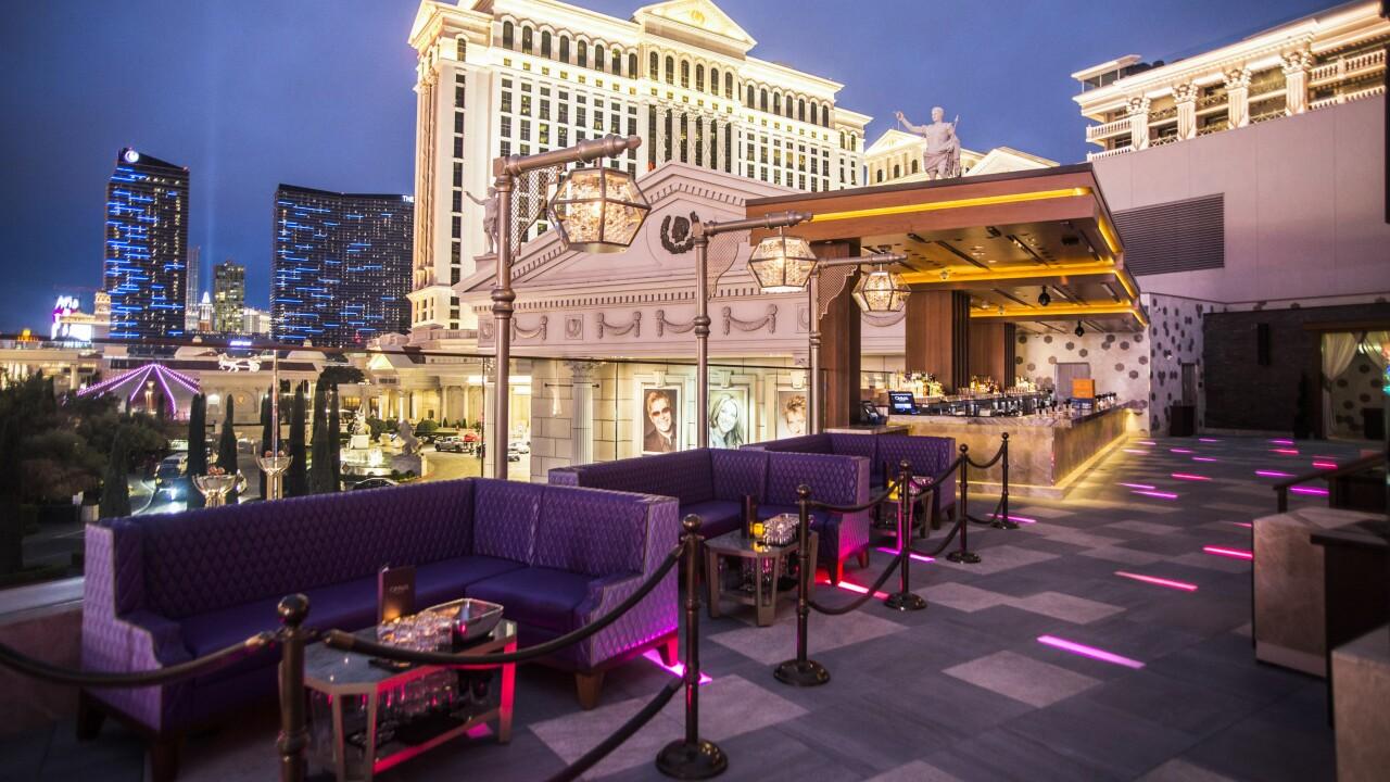 OMNIA is a nightclub venue located at Caesars Palace in Las Vegas, Nevada.